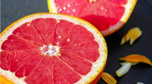 vitamin c grapefruit